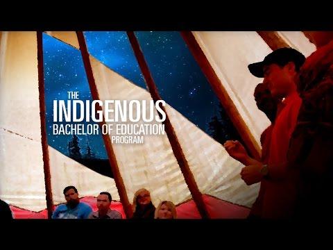 Indigenous B Ed  - School of Education - Trent University