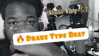 Baixar Fire Drake Type Beat | Studio Vlog #54