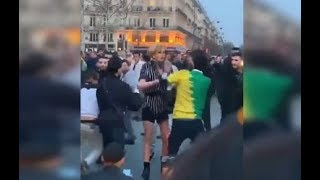 Baixar Trans Woman Attacked by Algerians in France