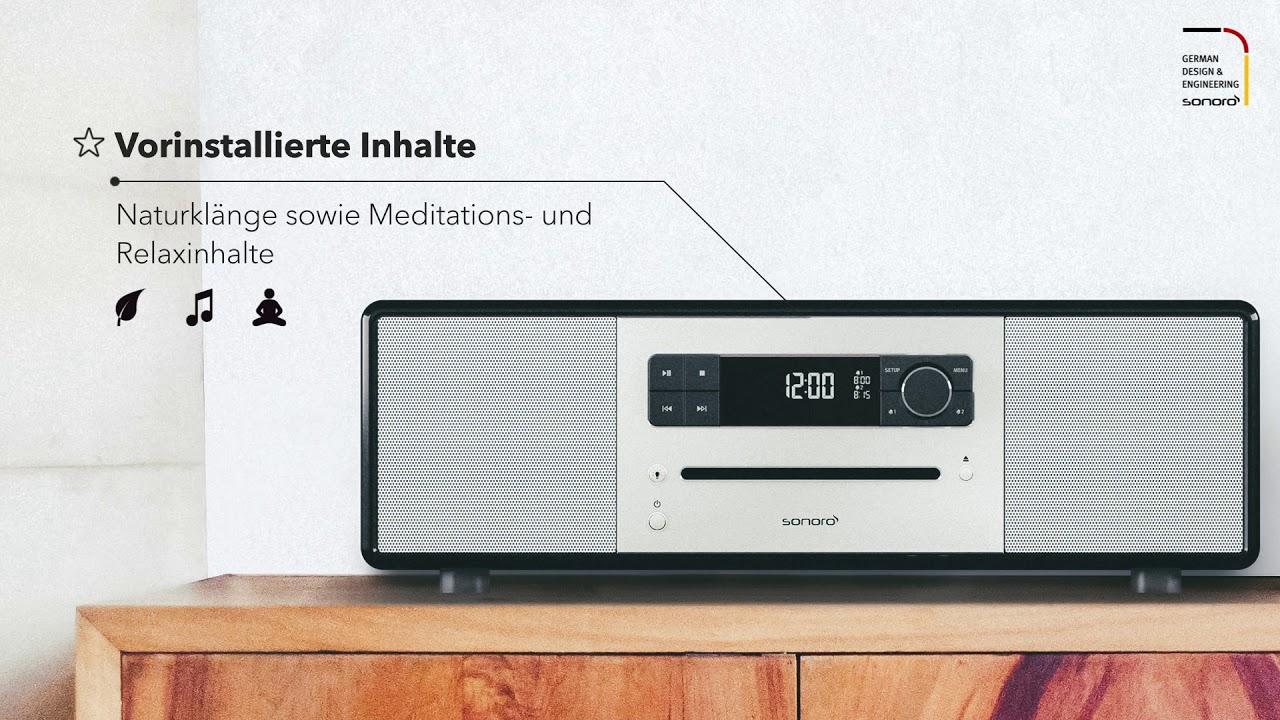 Sonoro Lounge Kompaktes Klangwunder Fur Ihr Wohnzimmer