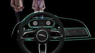 Jaguar I PACE Concept   Virtual Reality Reveal in LA