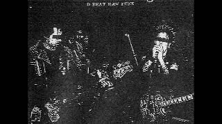 Disclose   - D Beat Raw Punk - Kōchi, JAPÓN 1998