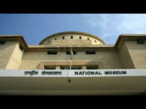 National Museum NEWDELHI  | The Collection of Ancient History of INDIA is here | it's me