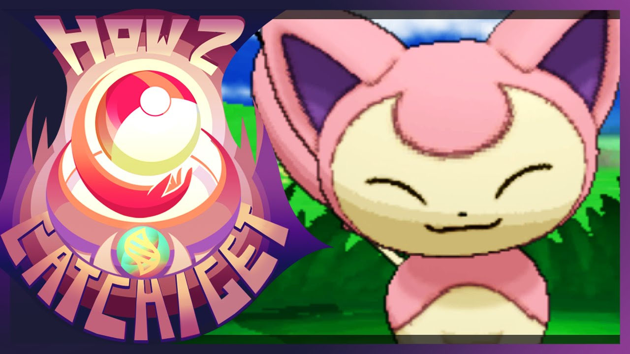 How where to catch get skitty in pokemon x and y youtube - Pokemon skitty ...