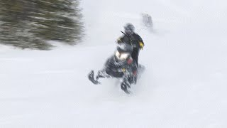 Snowmobiling Wolf Creek - RV Safari Part 2 - Georgetown X3 Review - Permanent Vacation?