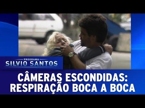 Respiração Boca a Boca | Câmeras Escondidas (11/06/17)