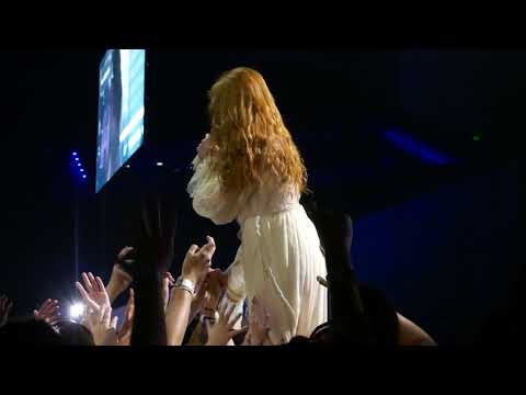 Florence + The Machine - WHAT KIND OF MAN - Live - Perth 2019 Mp3