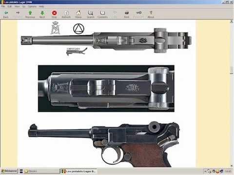 Les pistolets Luger DWM - disponible chez HLebooks.com