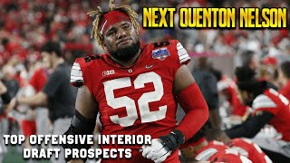 Top 2021 NFL Draft Prospects | Offensive Interior