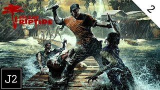 Dead Island Riptide Campaign Gameplay - Two Tickets To Paradise - Part 2
