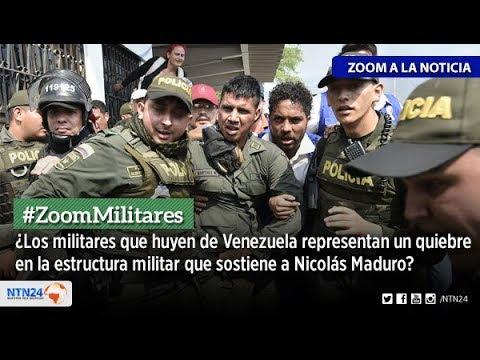 Download ¿Se logra el quiebre militar en Venezuela con las deserciones?