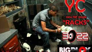 YC - Racks on Racks instrumental  (download links in description) with & w/out hook