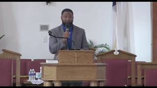 New Light Baptist Church March 29 Service