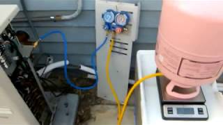 How To Add Refrigerant to a Mini Split Air Conditioner