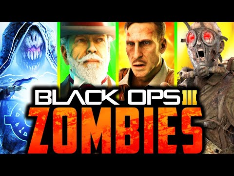 Flawless ZOMBIES CHALLENGE! [3 EASTER EGGS!] (Call of Duty: Black Ops 3 Zombies)