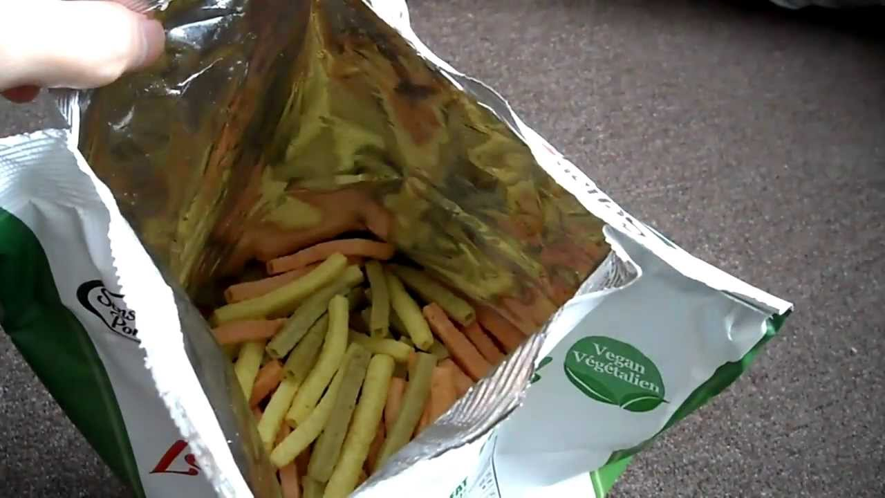 Review Sensible Portions Garden Veggie Straws Original Chips No ...