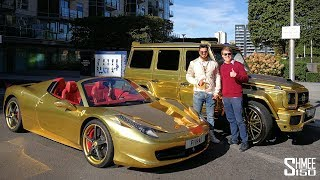 GOLD! Cars You Won