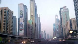 Dubai to Abu Dhabi Drive