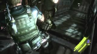 Resident Evil 6 Demo | Chris Redfield | Part 1