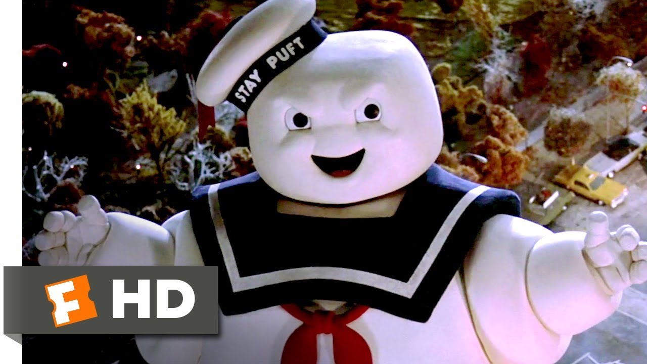 Stay Puft Marshmallow Man | Chris Lackie - The Blog |Puft Marshmallow Man
