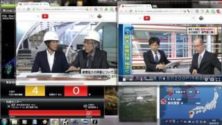 熊本県熊本地方最大震度6弱の緊急地震速報 Gempa Kumamoto 16 april 2016