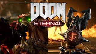 DOOM Eternal [RU] презентация геймплея с QuakeCon 2018