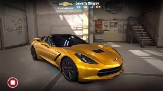Winning a Corvette Stingray on CSR | Technical Adventures