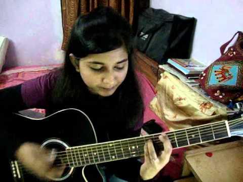 Sadda Haq acoustic cover by Priyanka