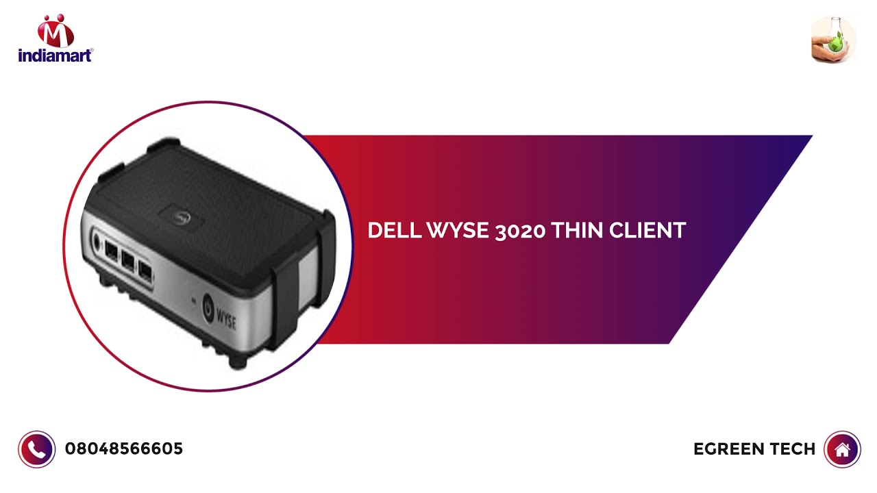 Dell Wyse C10 Thin Client