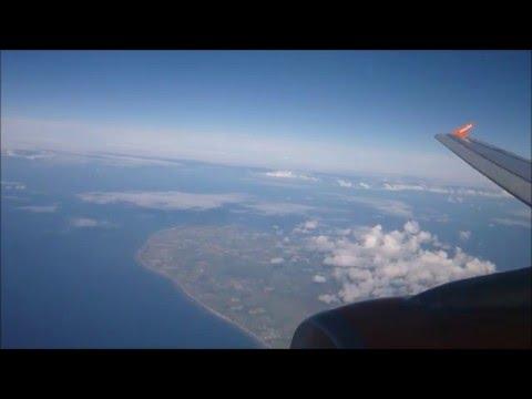 [HD] ✈ EASYJET ✈ Airbus A320-214 ✈ G-EZTA ✈ Liverpool to Belfast Intl ✈ Full Flight ✈ 15/09/2015
