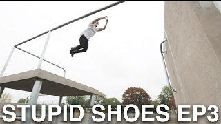 Stupid Shoes Parkour EP3 - WELLYS (Rain boots)