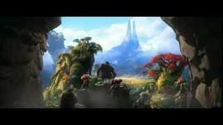 Семейка Крудс - Трейлер (русский язык) 1080p