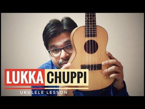 LUKKA CHUPPI (Rang De Basanti) - Hindi Ukulele Lesson