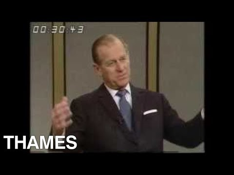 Prince Philip interview | Duke of Edinburgh | Afternoon plus | 1984
