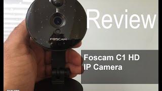 Foscam C1 Indoor HD 720 Camera
