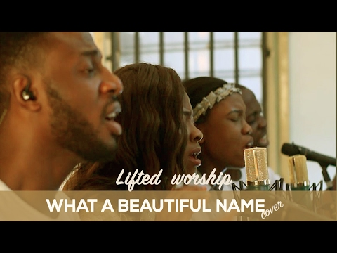 What a Beautiful Name Acoustic  Hillsg  LIFTED WORSHIP