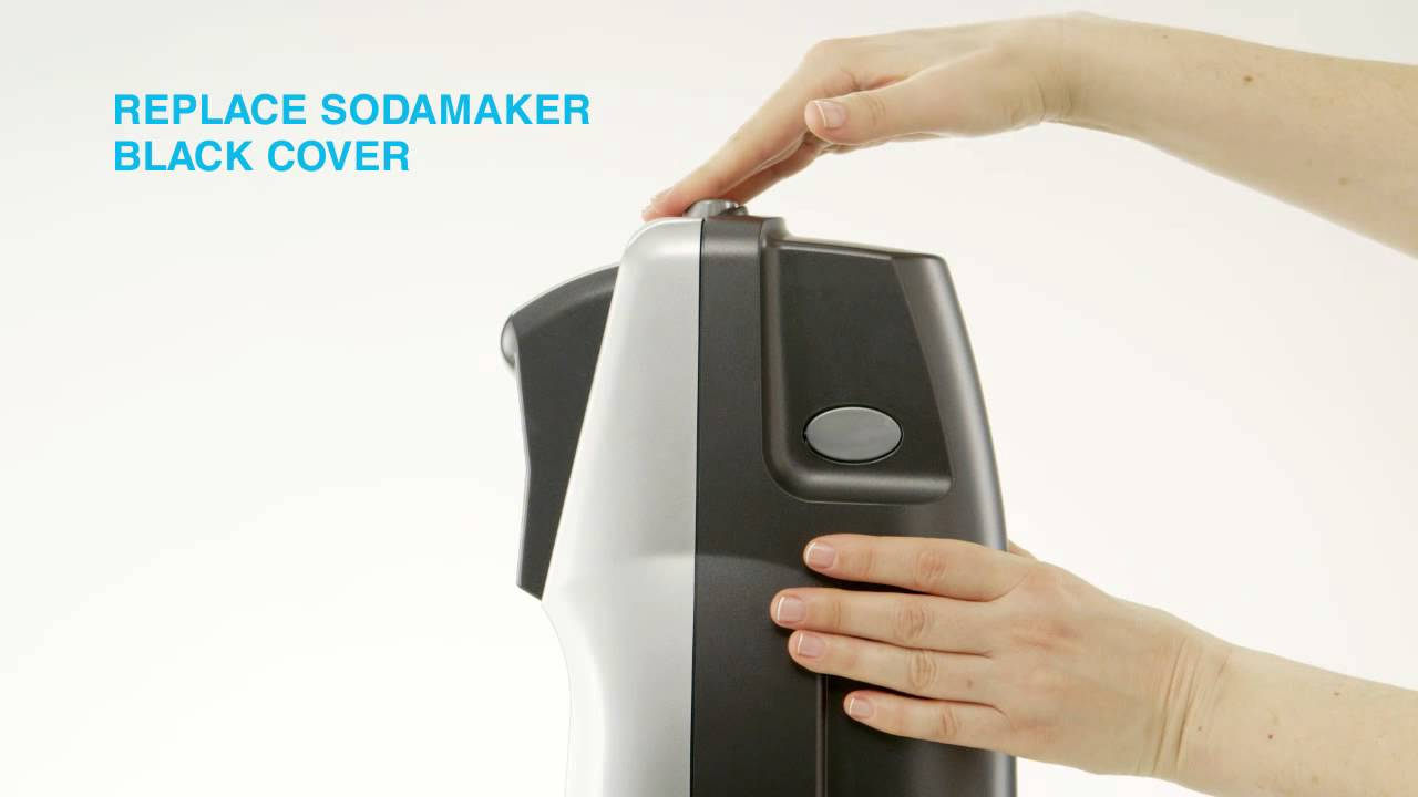 How To Use The Sodastream Jet Online Guide Youtube