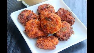 ചായക്കടയിൽ കിട്ടുന്ന ഉള്ളിവട ||Ullivada Recipe||Kerala Style Ulli Bajji||Anu's Kitchen