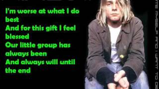 Nirvana Smells like teen spirit lyrics(cover check the link underneath)