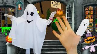 Halloween Finger Family | Fun Halloween Songs and Nursery Rhymes for Kids | Vitalina life