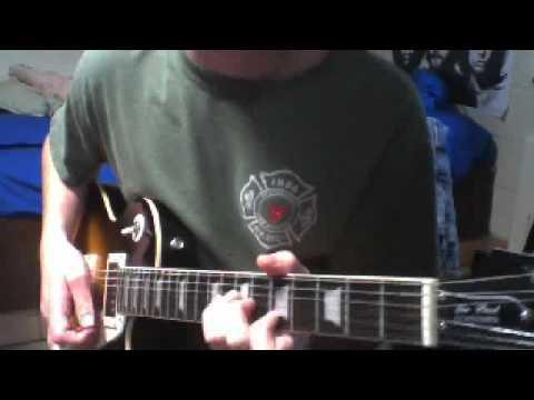 Guitar Lesson : La Woman Part 2 ( solo, chords,riffs) - YouTube