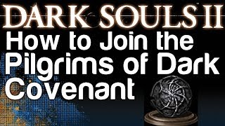 How to Join the Pilgrims of Dark Covenant - Dark Souls 2 (Abysmal Covenant Achievement)