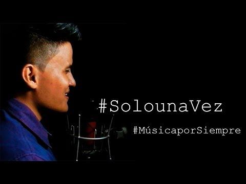 Alexis Flores - Solo una vez (Audio Oficial)