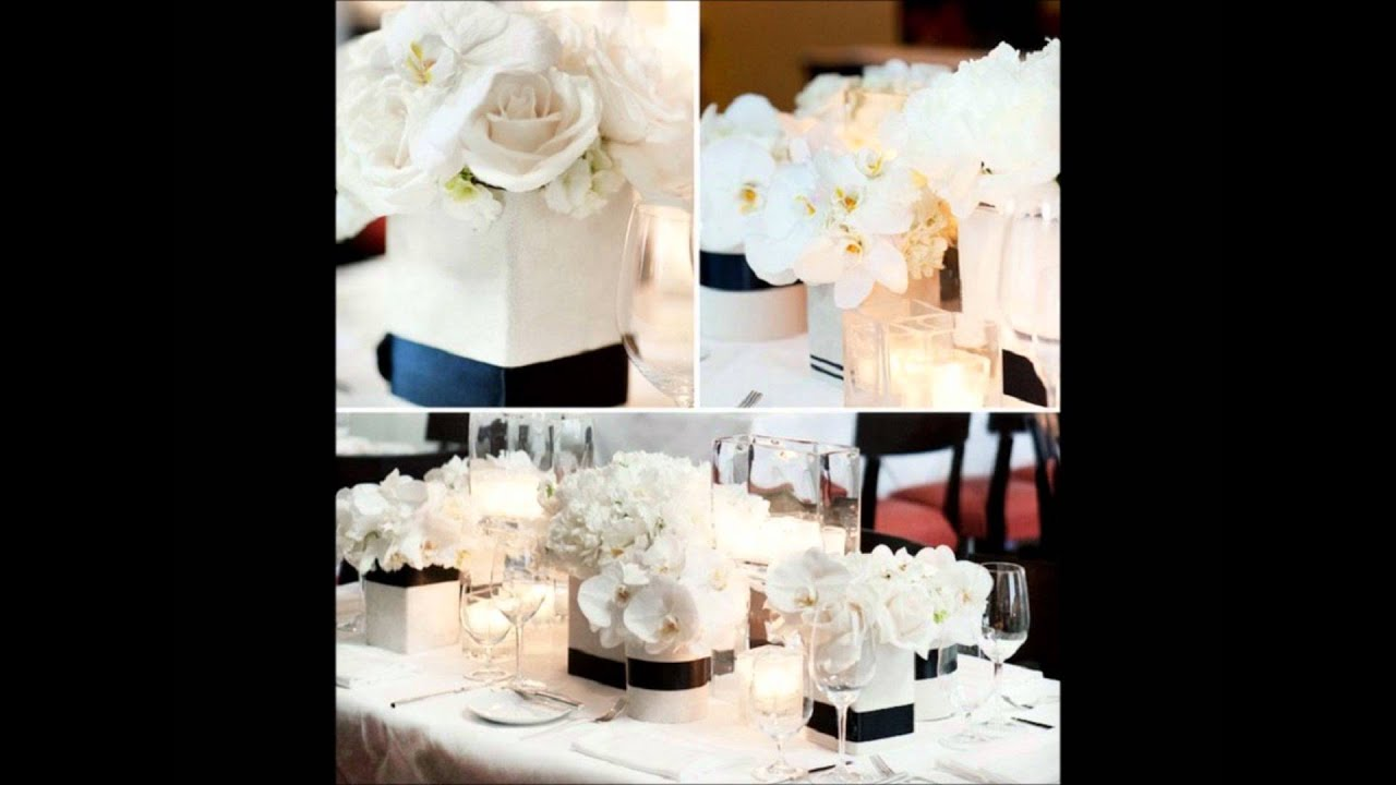 Get Inspired: Old Hollywood Wedding Inspiration - YouTube