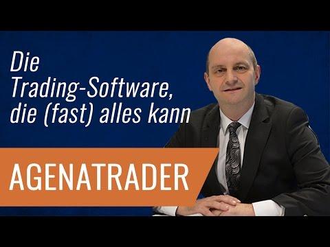 ► AgenaTrader - Die Trading-Software, die (fast) alles kann