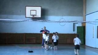 План-конспект урока по физической культуре в 1 классе, 4 четверть (по программе Егорова Б.Б.)  1