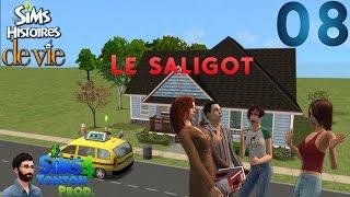 Les Sims : Histoire de vie - ep08 : Le saligot !!