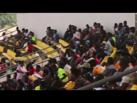 GHANA UNIVERSITY SPORTS ASSOCIATION HIGH JUMP FINALS