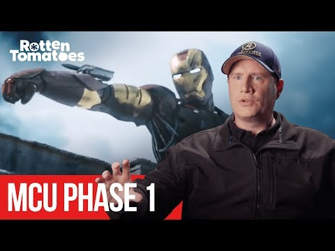 MCU Phase One: Marvel Studios President Kevin Feige Recalls the Beginnings | Rotten Tomatoes
