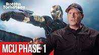 MCU Phase One: Marvel Studios President Kevin Feige Recalls the Beginnings | Rotten Tomatoes - Продолжительность: 11 минут